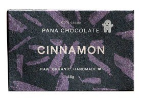 Bild på Pana Raw Chocolate Cinnamon 45 g