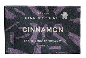 Bild på Pana Raw Chocolate Cinnamon 45 g