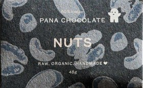 Bild på Pana Raw Chocolate Nuts 45 g