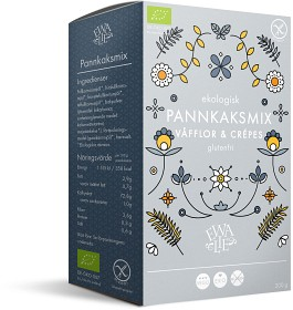 Bild på Pannkaksmix glutenfri och ekologisk 450 g