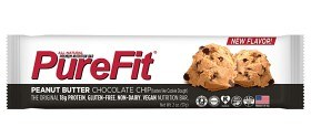 Bild på Purefit Peanut Butter Chocolate Chip Bar