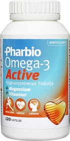Bild på Pharbio Omega-3 Active 120 kapslar