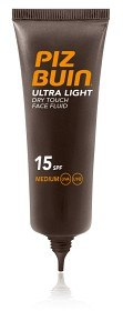 Bild på Piz Buin Ultra Light Dry Touch Face Fluid SPF 15