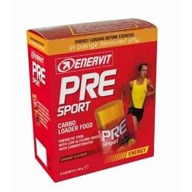 Bild på Enervit Pre Sport 45 g Apelsin 8 st