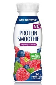 Bild på Protein Smoothie Blueberry & Raspberry 330 ml