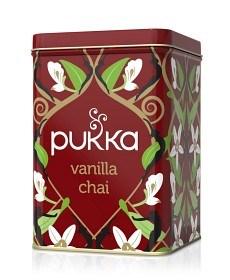 Bild på Pukka Vanilla Chai Presentburk (tom)