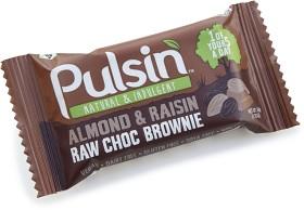 Bild på Pulsin Almond & Raisin 50 g
