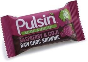 Bild på Pulsin Raspberry & Goji 50 g