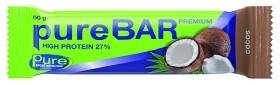 Bild på Pure Bar Premium Cocos 60 g