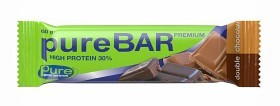 Bild på Pure Bar Premium Double Chocolate 60 g