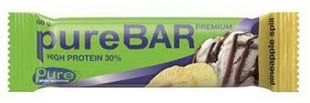 Bild på Pure Bar Premium Pineapple Split 60 g