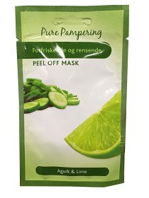 Bild på Pure Pampering Peel Off Mask