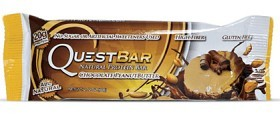 Bild på Questbar Chocolate Peanut Butter 60 g
