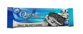 Bild på Questbar Cookies & Cream 60 g