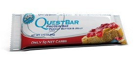 Bild på Questbar Peanutbutter & Jelly 60 g