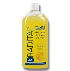 Bild på Radital Liniment Gel 250 ml