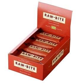 Bild på Rawbite Apple Cinnamon 12 st