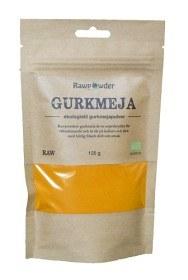Bild på Rawpowder Gurkmejapulver ekologiskt 125 g