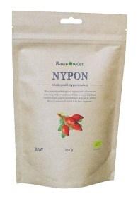 Bild på Rawpowder Nyponpulver ekologiskt 350 g