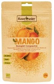 Bild på Rawpowder Mangopulver 125 g