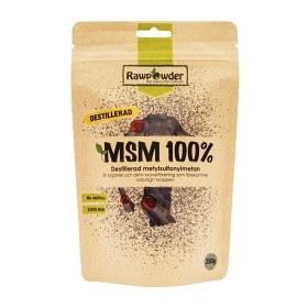 Bild på Rawpowder MSM destillerad 250 g