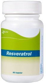 Bild på Resveratrol 100 mg 60 kapslar