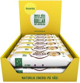 Bild på Risenta Ekologiska Fruktbollar Kokos 3x10 g