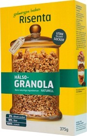Bild på Risenta Granola Naturell 375 g