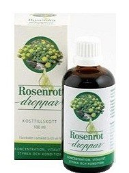 Bild på Rosenrot droppar 100 ml