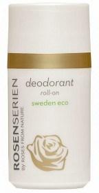 Bild på Rosenserien Deodorant Mild rosdoft Roll-on 50 ml