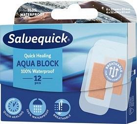 Bild på Salvequick Aqua Block 12 st