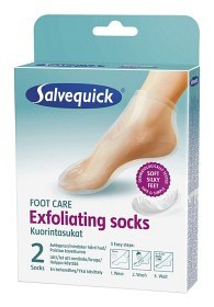 Bild på Salvequick Exfoliating Socks