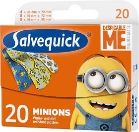 Bild på Salvequick Minions 20 st