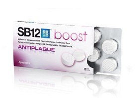 Bild på SB12 Boost Antiplaque tuggummi 10 st
