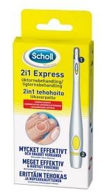 Bild på Scholl 2-i-1 Express Liktornsbehandling