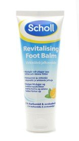 Bild på Scholl Revitalising Foot Balm 75 ml