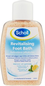Bild på Scholl Revitalising Foot Bath 275 g