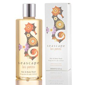 Bild på Seascape Les Petits Hair & Body Wash 300 ml