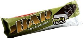 Bild på Self Protein&Energy Bar Bananchoklad 64 g