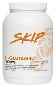 Bild på Skip L-Glutamin 1 kg