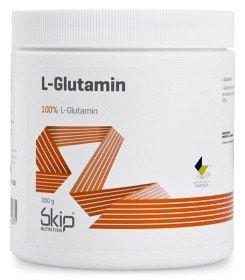 Bild på Skip L-Glutamin 300 g