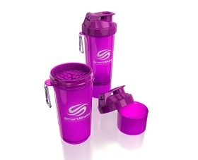 Bild på Smartshake Slim Neon Purple 500 ml