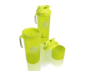 Bild på Smartshake Slim Neon Yellow 500 ml