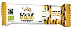 Bild på Smiling Bar Cashew Mango 45 g