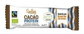 Bild på Smiling Bar Kakao Protein 45 g