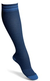 Bild på Funq Wear Organic Cotton Medical Bling Blue stl 40-42