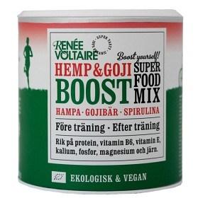 Bild på Hemp & Goji Boost Superfoodmix 200 g