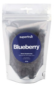 Bild på Superfruit Blueberry 200 g