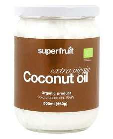 Bild på Superfruit Extra Virgin Coconut Oil 500 ml