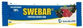 Bild på Swebar Wildberry 55 g
